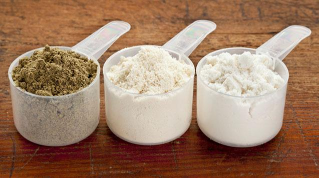 proteinpowders